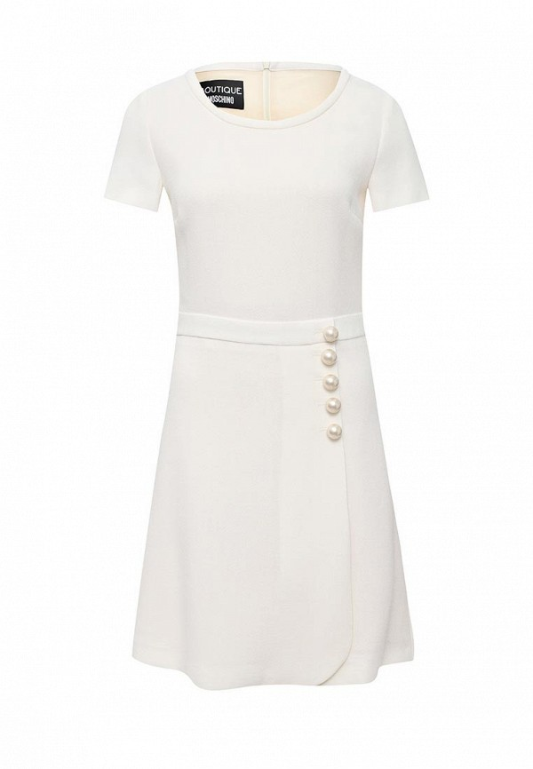 Платье-миди Boutique Moschino A0464: изображение 1