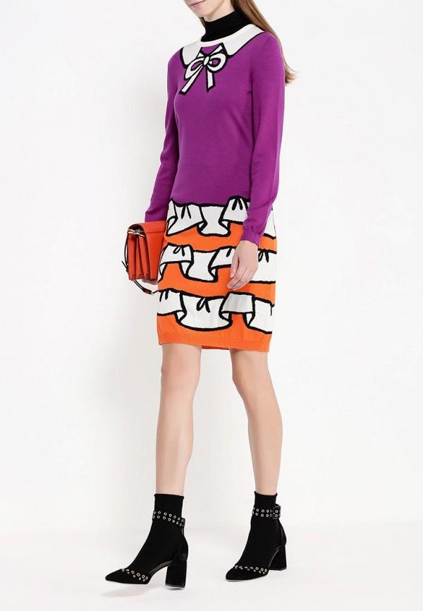 Вязаное платье Boutique Moschino A0484: изображение 2