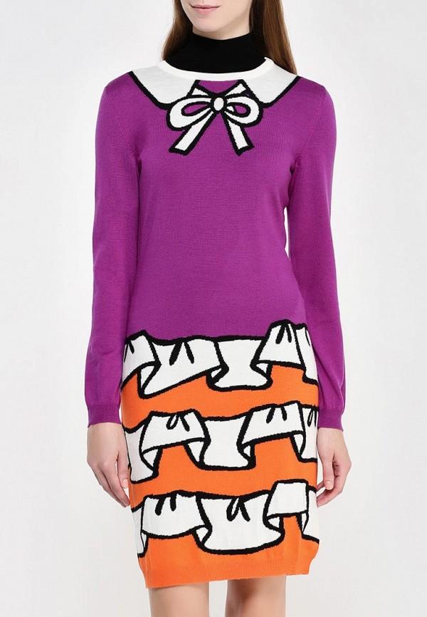 Вязаное платье Boutique Moschino A0484: изображение 3