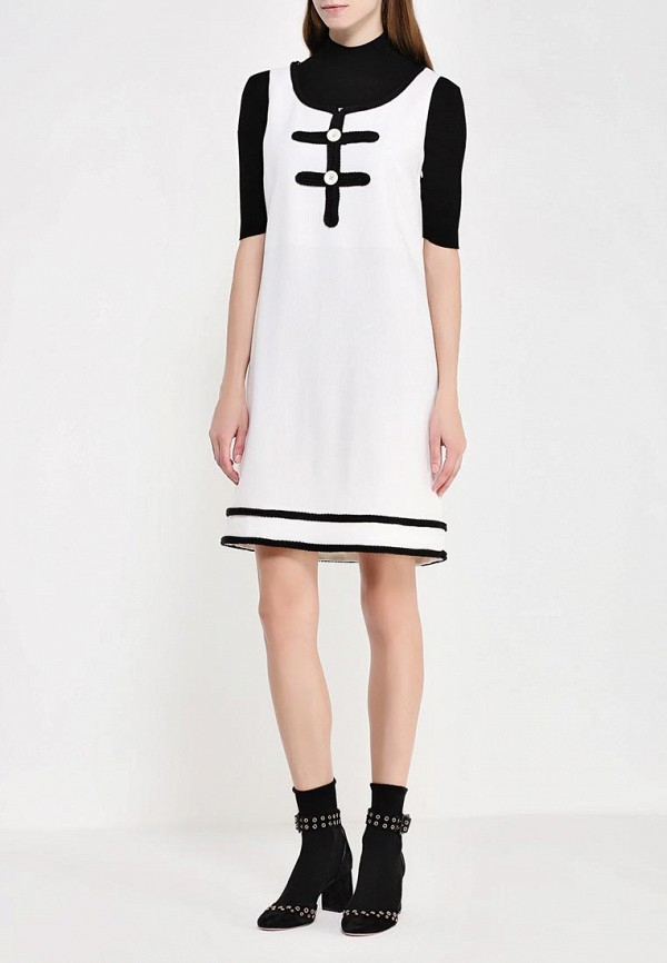 Платье-миди Boutique Moschino A0415: изображение 2