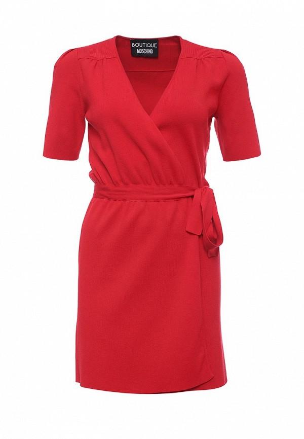 Платье-мини Boutique Moschino A0482: изображение 1