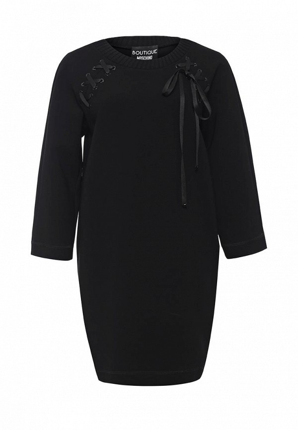 Платье Boutique Moschino Boutique Moschino BO036EWOTI27 платье boutique moschino boutique moschino bo036ewufp29