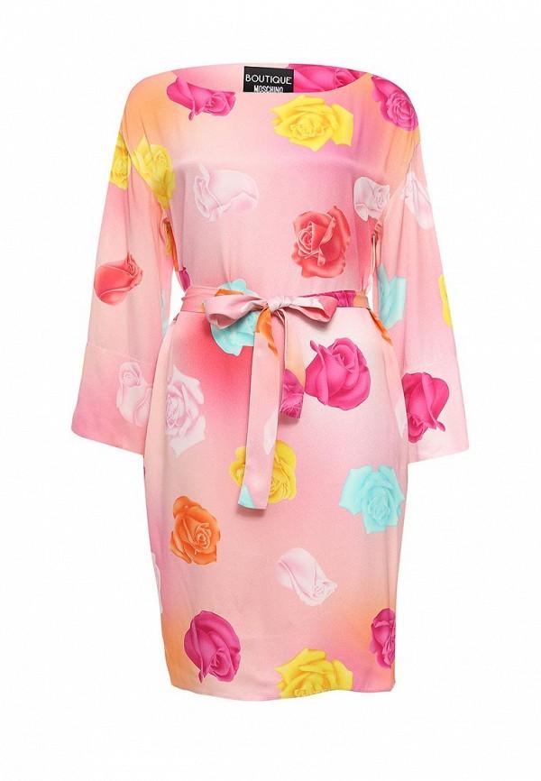 Платье Boutique Moschino Boutique Moschino BO036EWOVM40