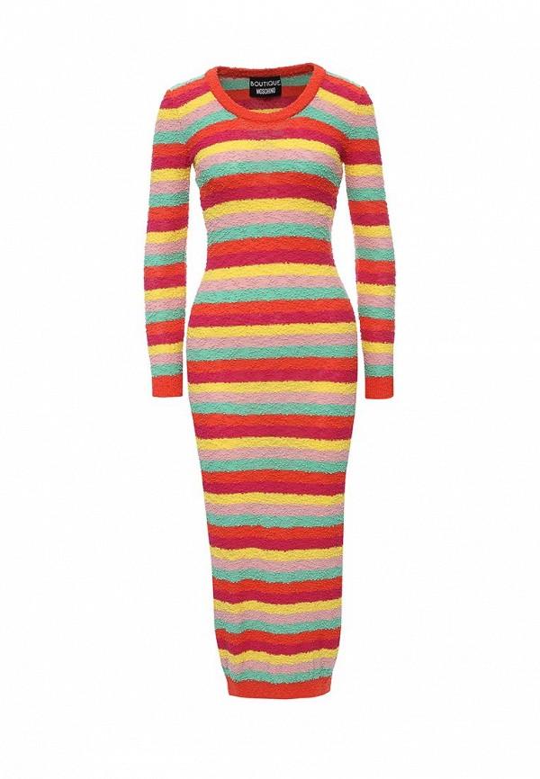 Платье Boutique Moschino Boutique Moschino BO036EWOVM75