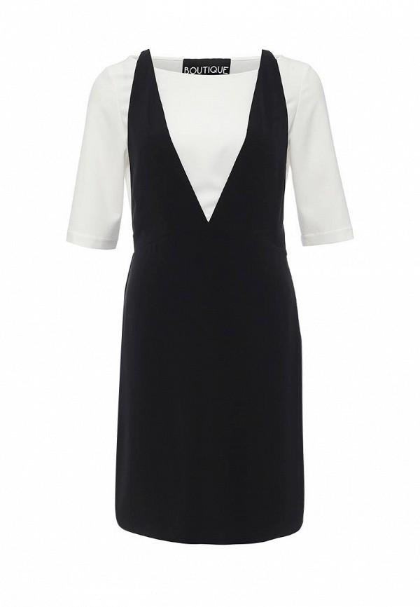 Платье Boutique Moschino Boutique Moschino BO036EWPZI63