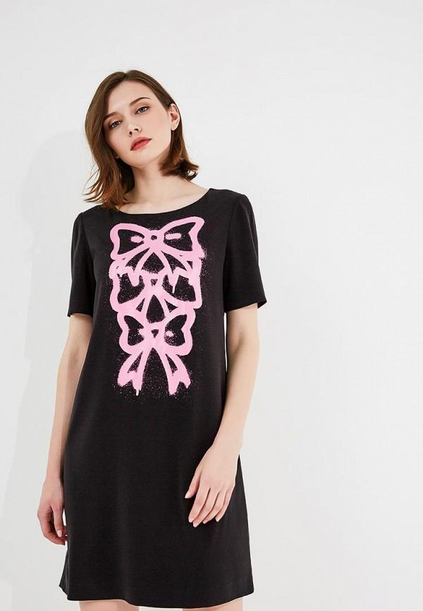 Платье Boutique Moschino Boutique Moschino BO036EWYWF34