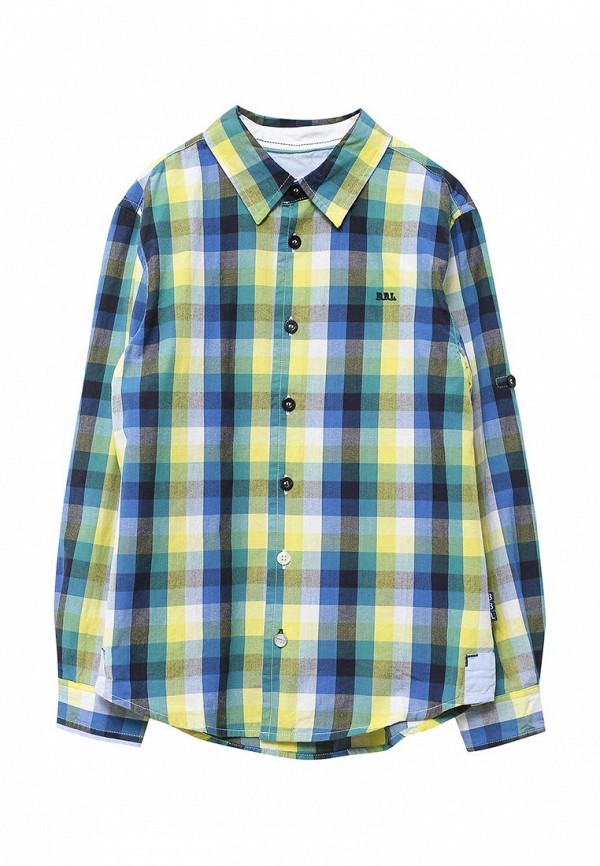 Фото - Рубашку Boboli разноцветного цвета