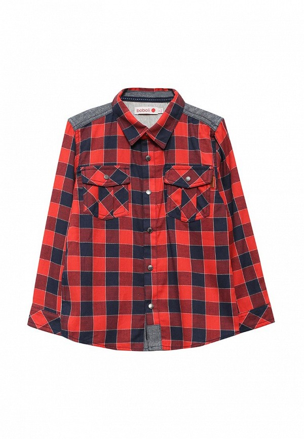 Рубашка Boboli Boboli BO044EBVEB06 boboli 808614