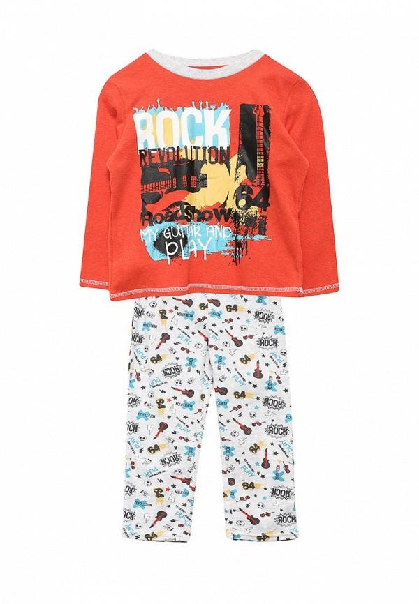 Пижама Boboli Boboli BO044EBVEF37 пижама vitamins ke3502 возраст 12 месяцев цвет оранжевый