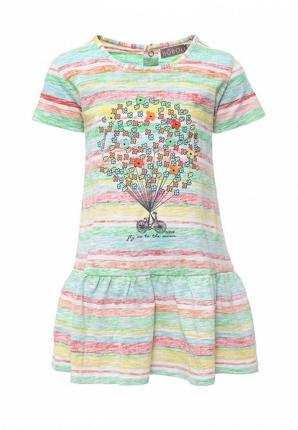 Повседневное платье Boboli 211060-9188: изображение 1