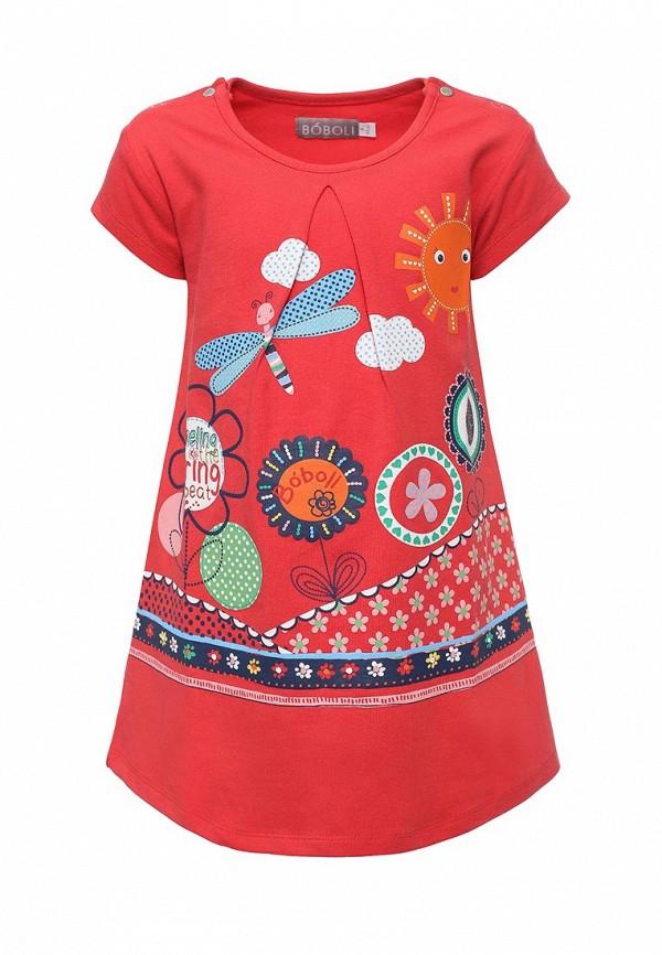 Повседневное платье Boboli 221083-3479: изображение 1