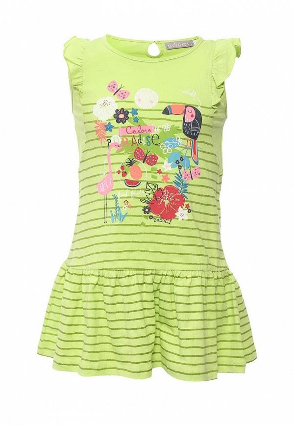 Повседневное платье Boboli 241074-4340: изображение 1