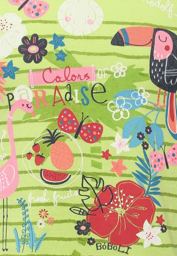 Повседневное платье Boboli 241074-4340: изображение 3