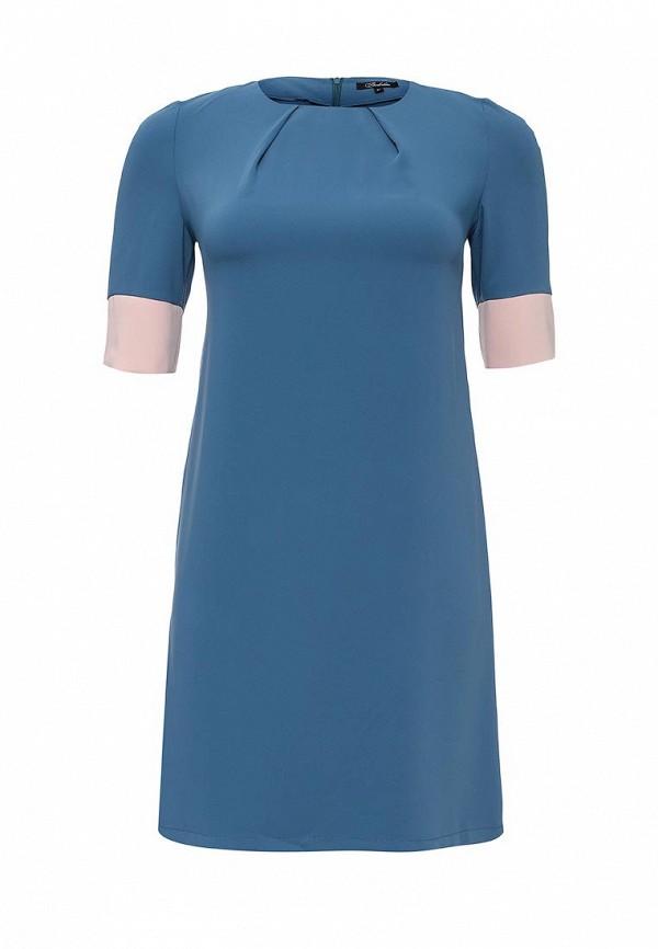 Платье-миди Borboleta 4504: изображение 1