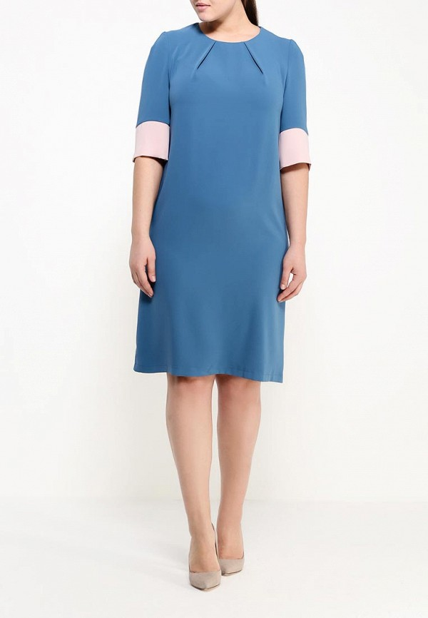 Платье-миди Borboleta 4504: изображение 2