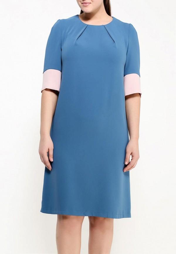 Платье-миди Borboleta 4504: изображение 3