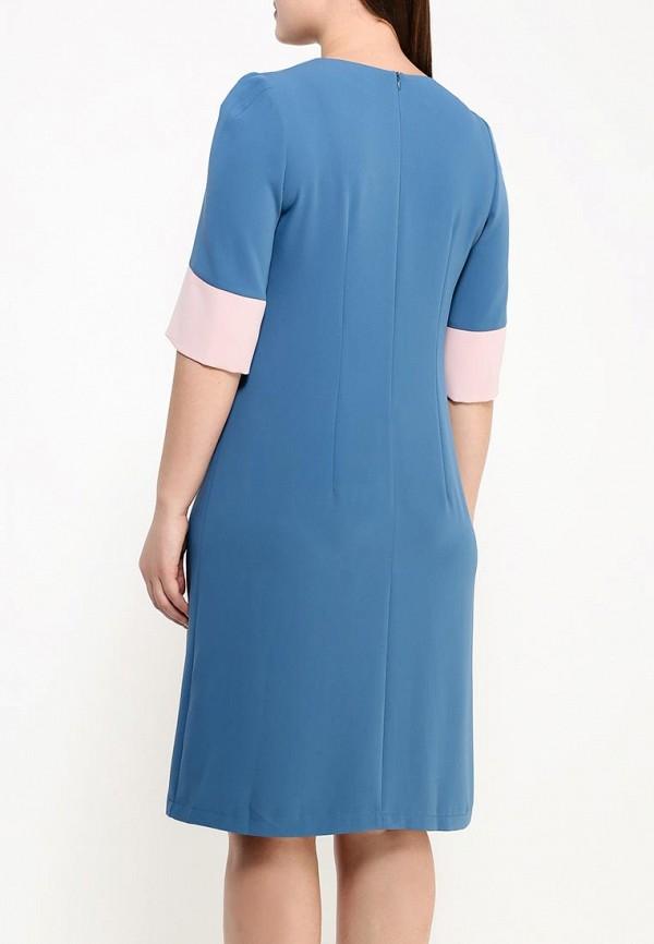 Платье-миди Borboleta 4504: изображение 4