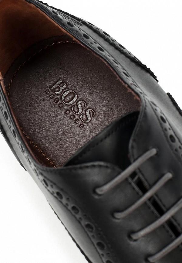Мужские туфли Boss 50271640: изображение 11
