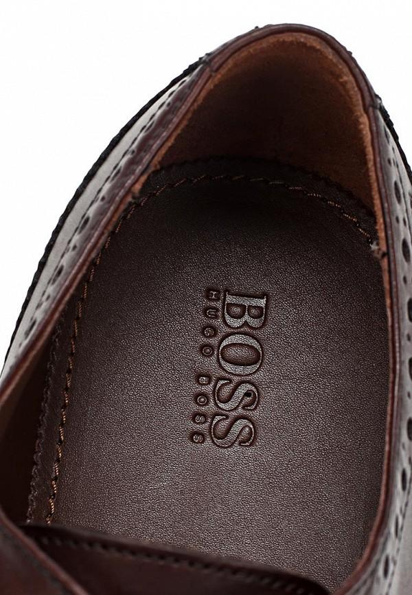 Мужские туфли Boss 50271640: изображение 12