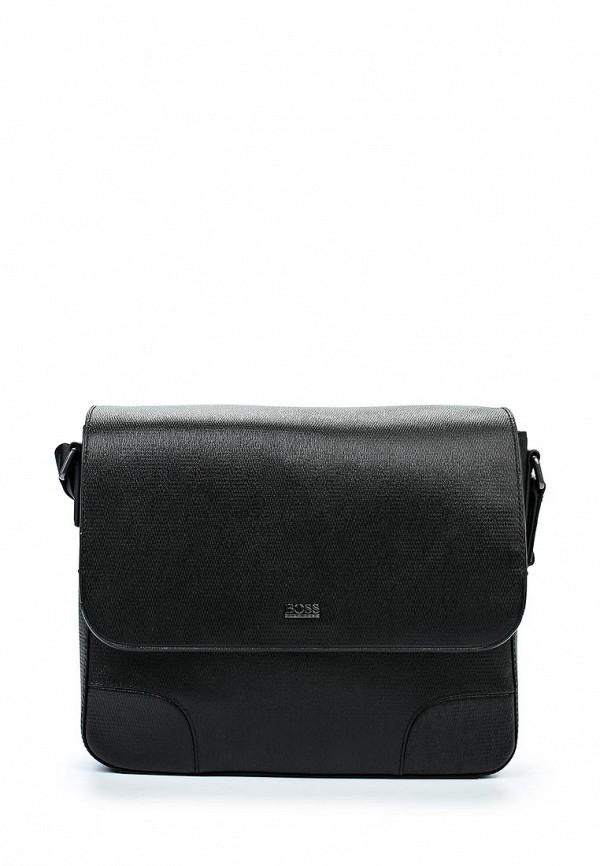 Кожаная сумка Boss 50248834: изображение 1