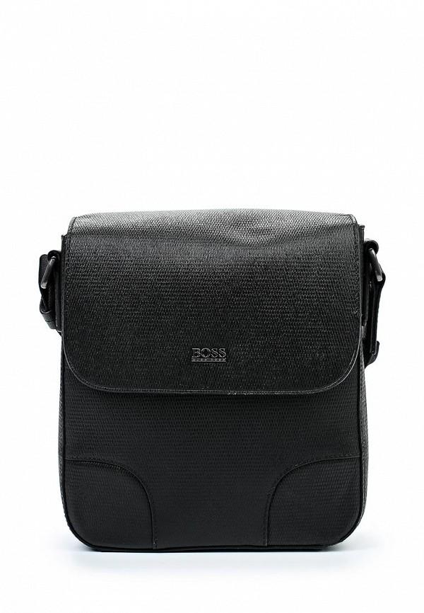 Кожаная сумка Boss 50261599: изображение 1