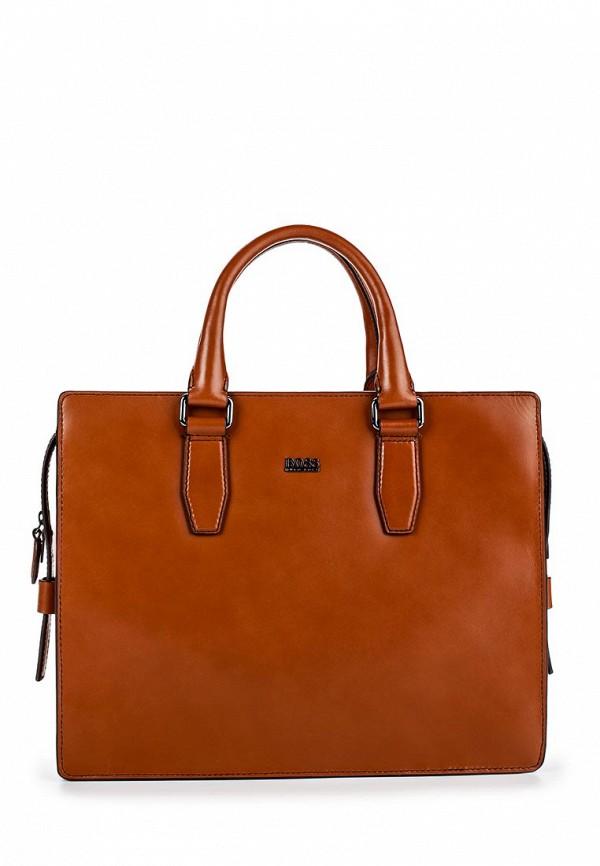 Кожаная сумка Boss 50285782: изображение 1