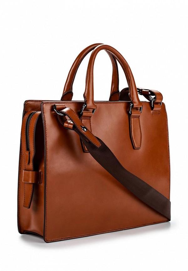 Кожаная сумка Boss 50285782: изображение 2