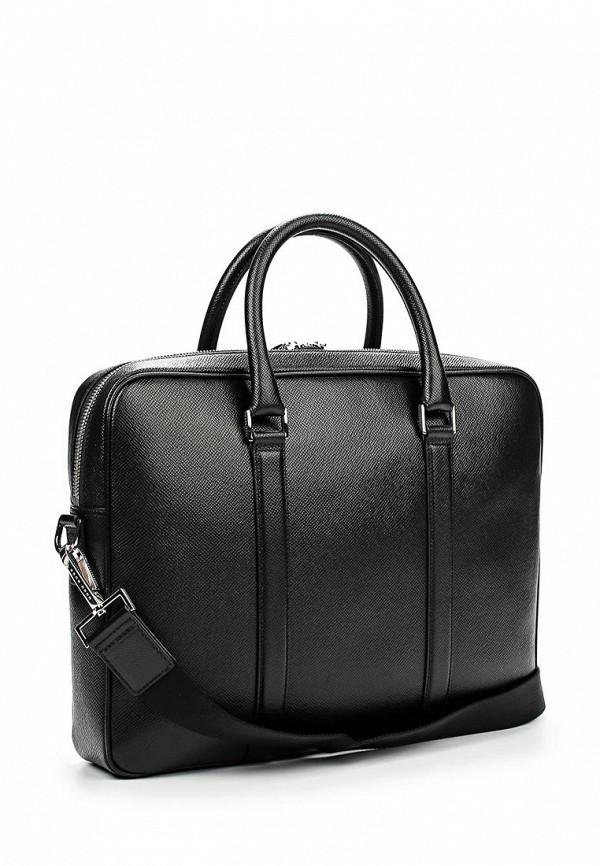 Кожаная сумка Boss 50311731: изображение 2