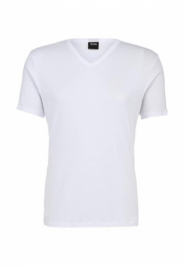 Домашняя футболка Boss 50236754: изображение 1