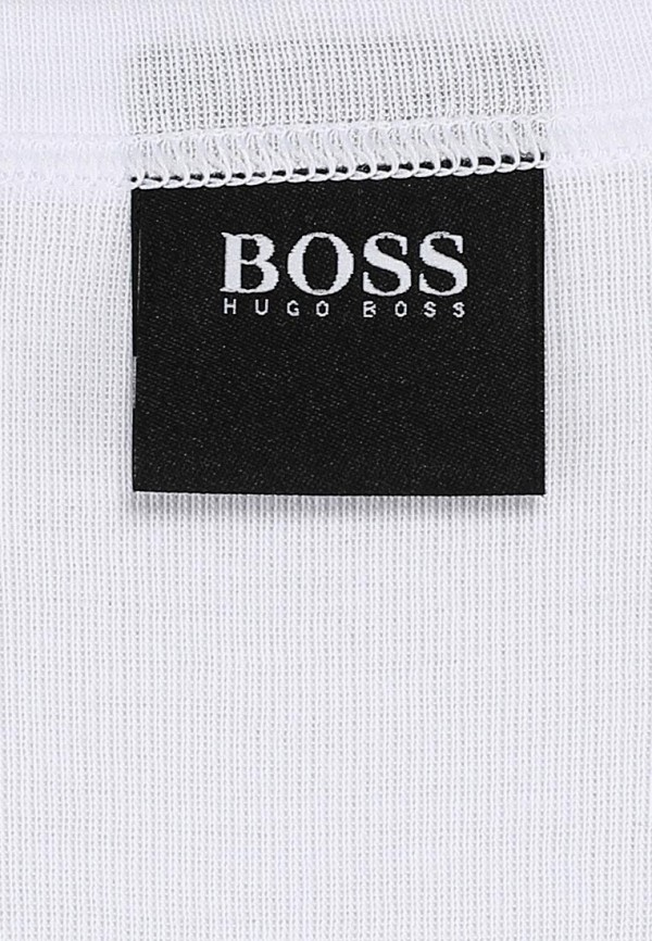 Домашняя футболка Boss 50236754: изображение 4