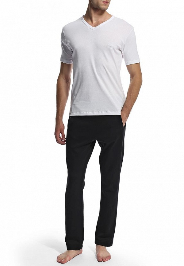 Домашняя футболка Boss 50236754: изображение 6