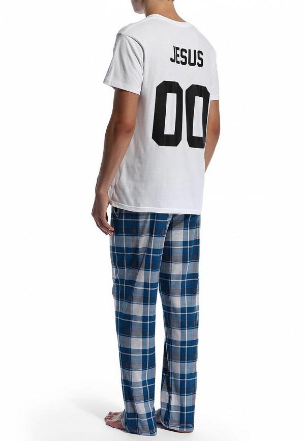 Мужские домашние брюки Boss 50260118: изображение 4