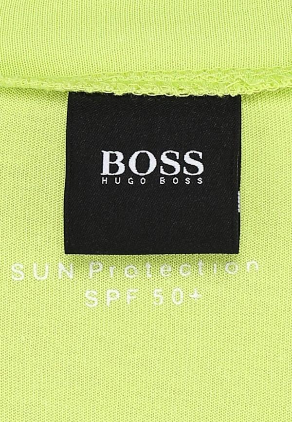 Футболка с надписями Boss 50220846: изображение 2