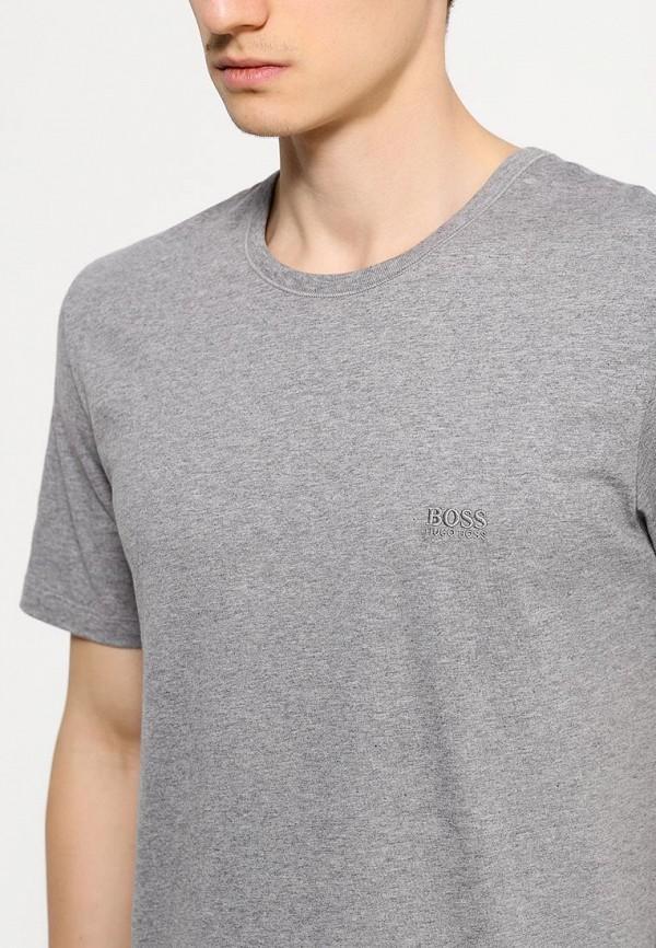 Домашняя футболка Boss 50236738: изображение 3