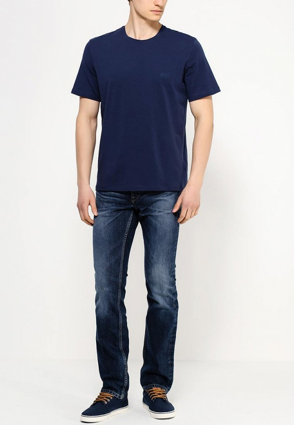 Домашняя футболка Boss 50198853: изображение 3
