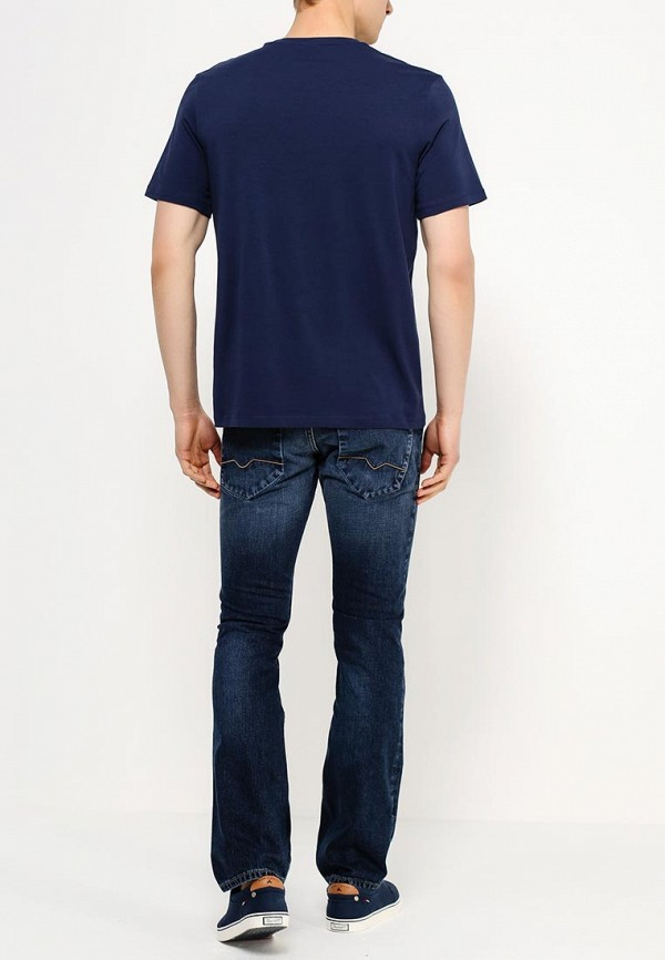 Домашняя футболка Boss 50198853: изображение 4