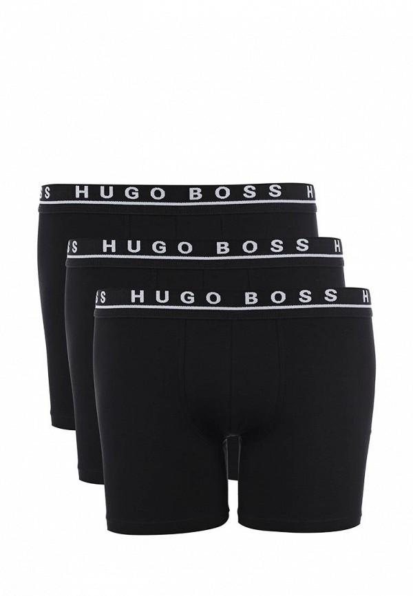 Комплект трусов 3 шт. Boss Hugo Boss Boss Hugo Boss BO246EMGVR30 лонгслив hugo hugo boss hugo hugo boss hu286ewtqc52
