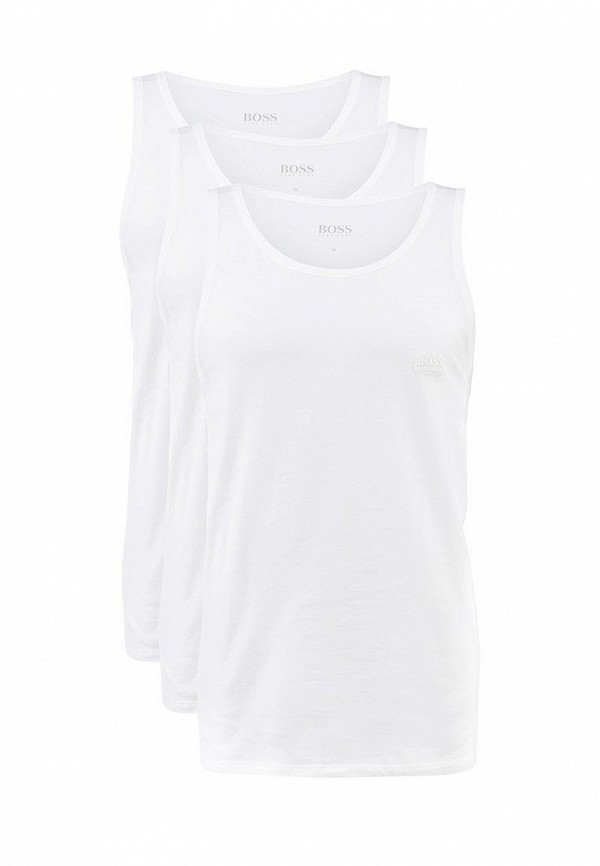 Домашняя футболка Boss 50236737: изображение 6