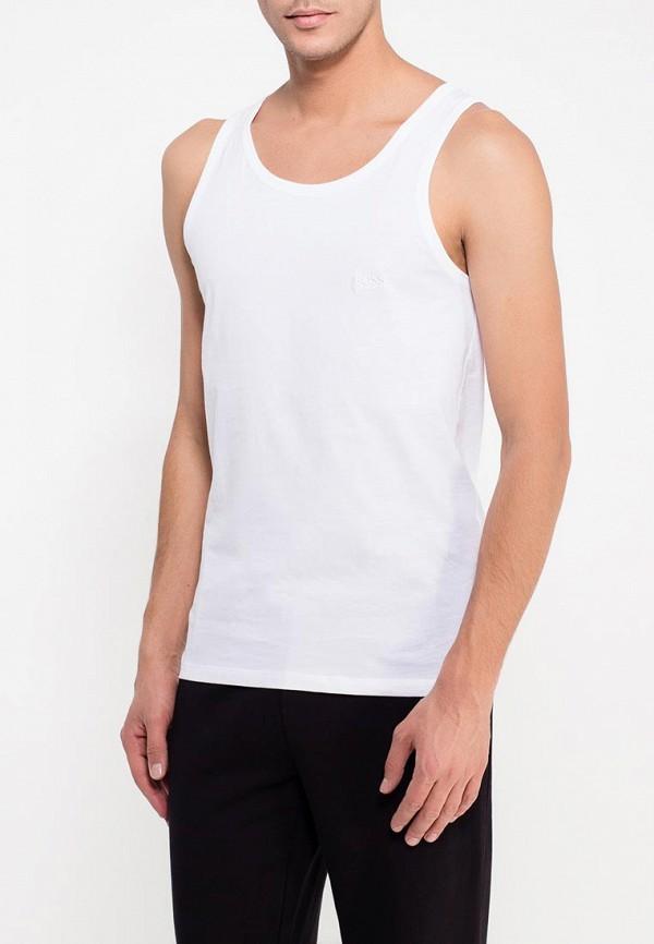 Домашняя футболка Boss 50236737: изображение 4