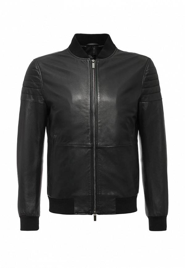 Кожаная куртка Boss 50314528: изображение 1