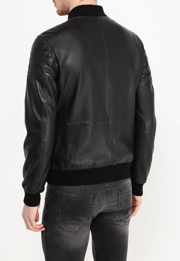 Кожаная куртка Boss 50314528: изображение 12