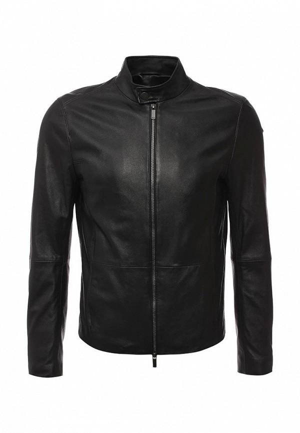 Кожаная куртка Boss 50314442: изображение 1