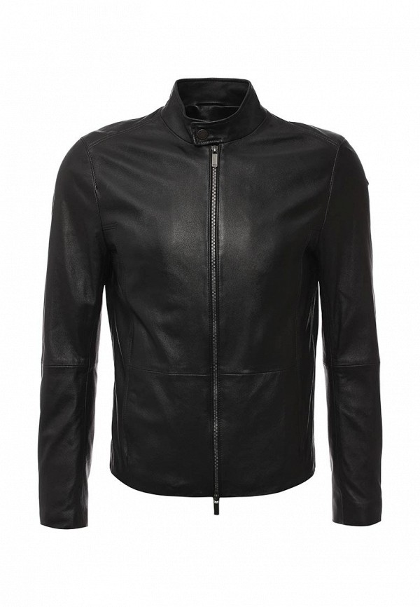 Кожаная куртка Boss 50314442