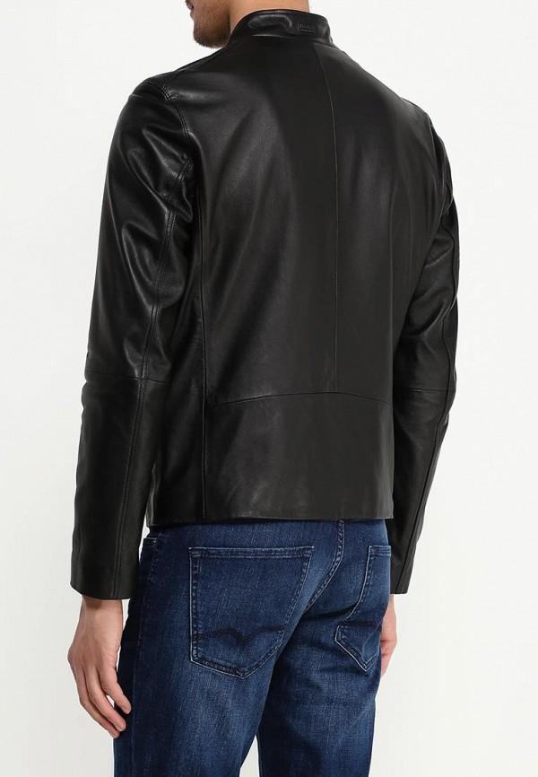 Кожаная куртка Boss 50314442: изображение 4