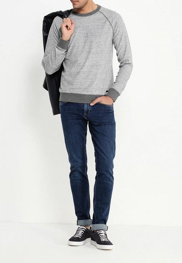 Мужские прямые джинсы Boss 50318476: изображение 2