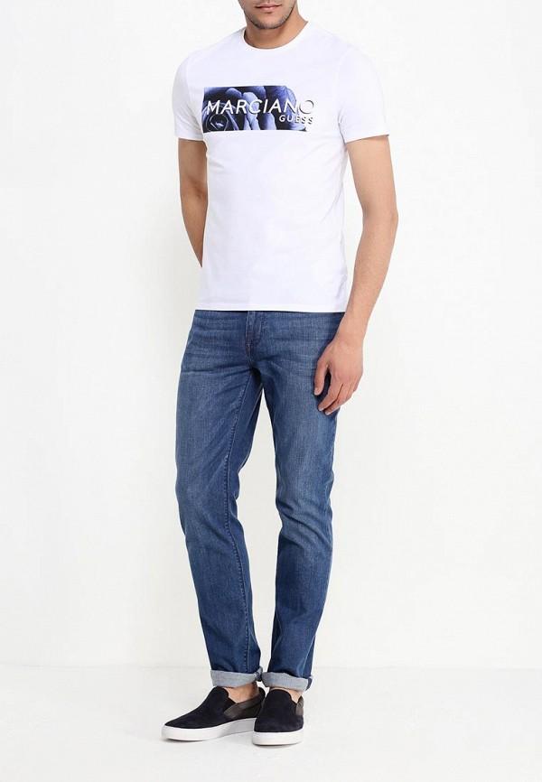 Зауженные джинсы Boss 50315464: изображение 2