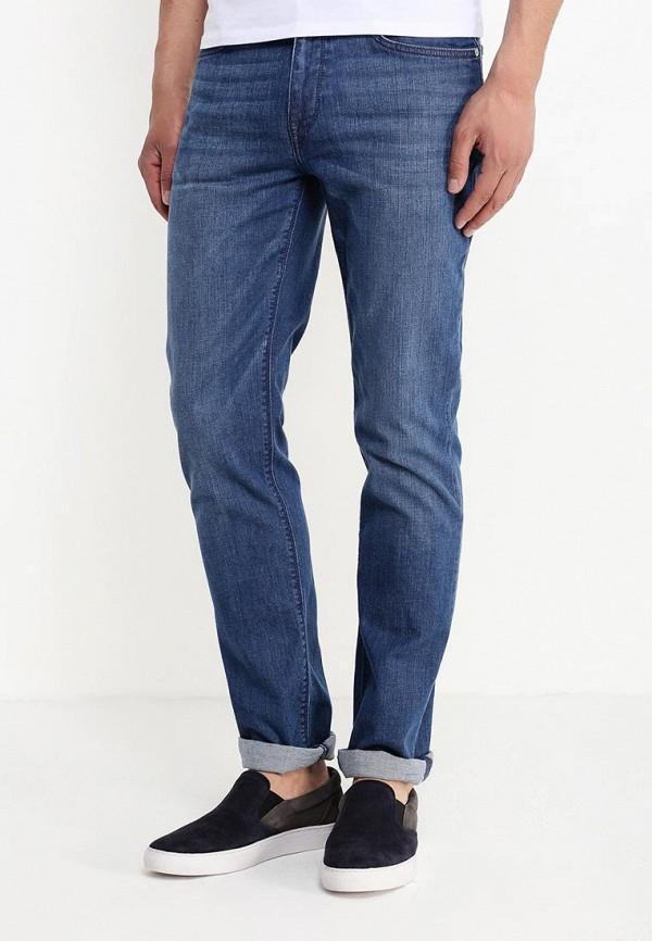 Зауженные джинсы Boss 50315464: изображение 3