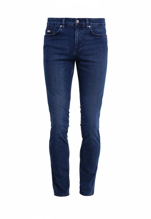 Зауженные джинсы Boss 50315715: изображение 1