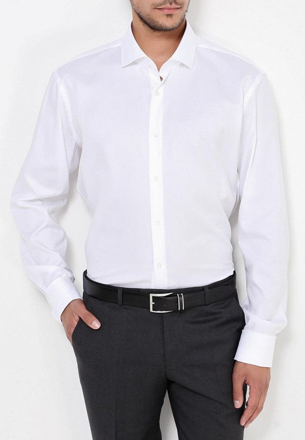 Рубашка с длинным рукавом Boss 50308163: изображение 4