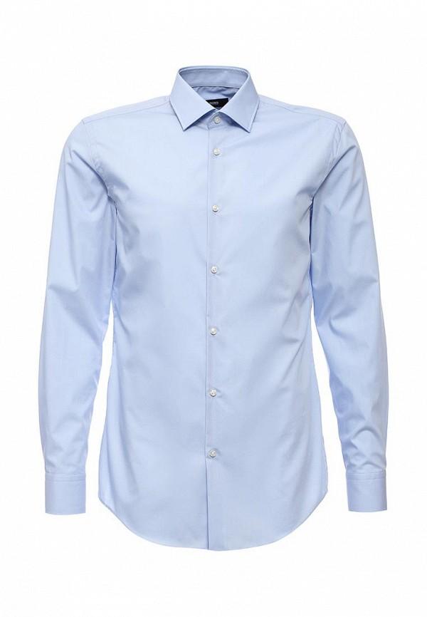 Рубашка с длинным рукавом Boss 50229376: изображение 5
